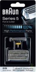 Kombipack 51S si - Razor foil and cutterblock for shaver Kombipack 51S si, special offer