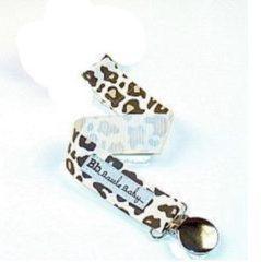 Bazzle Baby Speenkoord Leopard