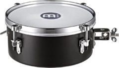 "Meinl Drummer Snare Timbale MDST10BK 10"", Steel, zwart"