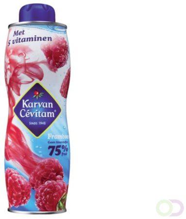 Afbeelding van Karvan Cevitam Framboos (1 Fles van 0,75 liter)