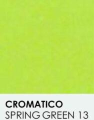Transparant vellen notrakkarton Cromatico spring groen 13 A4 100 gr.