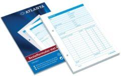 Bruna Bestelformulier Atlanta A5415-012 A5 50X2vel met carbon
