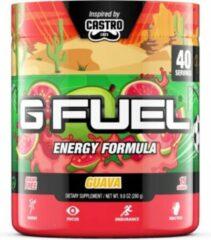 GFuel Energy Formula - Guava Tub