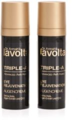 Lavolta Augencreme Duo Triple-A Eye