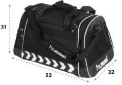 Hummel Milford Bag Sporttas - Zwart - Maat One Size