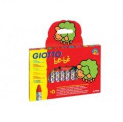 Fila Giotto Bebè Superpastelloni a cera Astuccio 10 colori