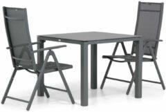 Domani Furniture Domani Sortino/Pallazo 90 cm dining tuinset 3-delig