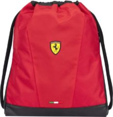 Ferrari Zaino Gymbag - 42 x 33 cm - Rood
