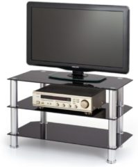 Home Style Tv-meubel Noki 80 cm breed in zwart