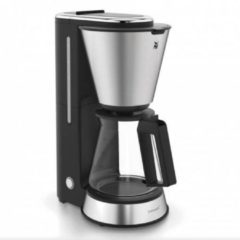 WMF KITCHENminis Koffiezetapparaat met Glazen Kan 710W 0.6L Zwart/RVS