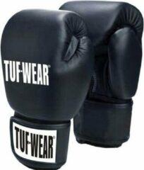 TUF Wear Muay Thai (Kick)Bokshandschoenen Zwart 12 oz