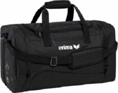 Erima sporttas Club 1900 2.0 - zwart - maat: medium