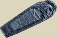 Deuter Dream Lite 500 L leichter Kunstfaserschlafsack bis Körpergröße 200 cm titan-black