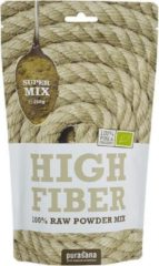 High Fiber Mix Raw Powder (250 Gram) - Purasana