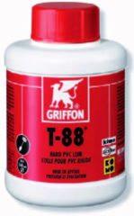 Transparante Bison GriffonHard-PVC-lijm T-88pot 500ml - Kiwa Komo