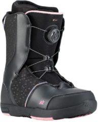 K2 Snowboarding Kat Boa - Snowboard Boots für Mädchen - Schwarz