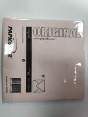 Papicolor Original Envelop Zalmroze 6 stuks 140 x 140 mm