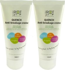 Root2Tip QUENCH Anti-Breakage Creme krullend haarverzorging multipack 2x100ml