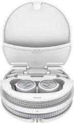 Motorola Oordopjes Tech 3 - Koptelefoon 3-in-1 - Draadloos - Sportloop - met Snoer - 18 Uur Speeltijd - IPX5 - Wit