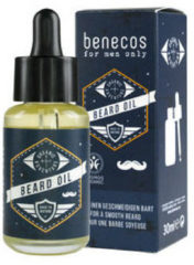 Benecos For Men Beard Oil (30ml)