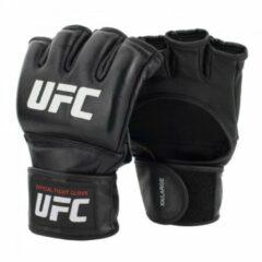 UFC Official Pro MMA Vechtsporthandschoenen - Unisex - zwart/wit/rood