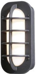 Konstsmide Loke 514-752 Buitenlamp (wand) Energielabel: Afhankelijk van de lamp Spaarlamp, LED E27 60 W Zwart