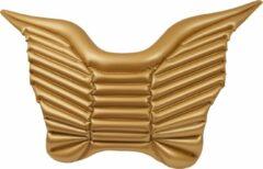 Enjoy Summer Opblaasbare Vlinder 140 Cm Goud