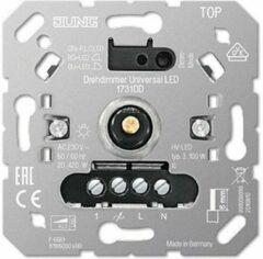 Groene Jung LED Dimmer 230V, fase af- én aansnijding, 3W-420W