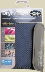 Sea to Summit Drylite Towel Mikrofaser Handtuch Größe M cobalt blue
