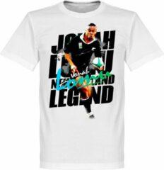 Witte Retake Jonah Lomu Legend T-Shirt - XXXL