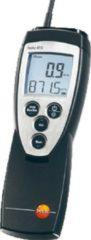 Testo TES luchtsnelheidsmeter 400, ind/aanduiding dig, display verlicht