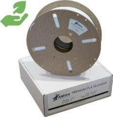 """Grijze Belgisch milieuvriendelijk R-PLA filament """"Additive Heroes"""" (1 kg, 1.75 mm) - Iron Grey"""
