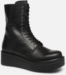Zwarte Boots en enkellaarsjes TARA 4846 by Vagabond Shoemakers