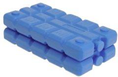 Blauwe Merkloos / Sans marque Koelelementen voor koelbox 2 stuks - 200 gram
