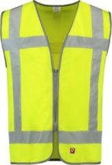 Tricorp veiligheidsvest RWS vlamvertragend - Fluor geel - 453017 - maat M-L