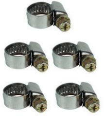 Einhell Schellen-Set, 8-12 mm, 5 Stück Kompressoren-Zubehö r