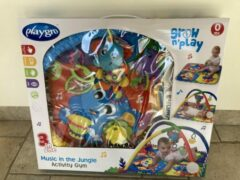 Playgro - music in the jungle activity gym