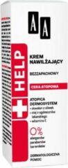 Aa - Help Moisturizing Cream Atopic Skin Moisturizer Is An Atopic Complexion 50Ml