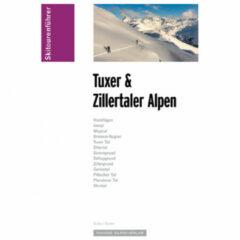 Panico Alpinverlag - Skiführer Tuxer & Zillertaler Alpen - Skitourgidsen 2. Auflage 2017