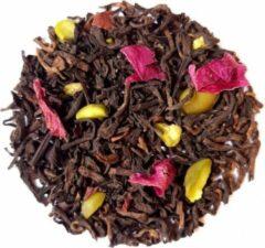 Tea Bar Skinny Nut Pu Erh - losse thee zakje 100 gram - 50 koppen