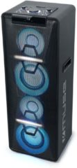 Muse Electronics Muse M-1950 - Krachtige party DJ speaker met CD en bluetooth - zwart