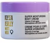 Alyssa Ashley Damendüfte White Musk Body Creme 250 ml