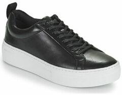 Zwarte Lage Sneakers Vagabond Shoemakers ZOE PLATFORM