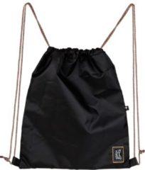 The Pack Society Turnbeutel, »Gymsack recycelt PET, black fabric«