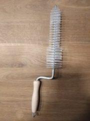 Witte Merkloos / Sans marque Flessenborstel conisch - lengte 37 cm