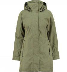 Fjällräven - Women's Una Jacket - Synthetisch jack maat XL, olijfgroen