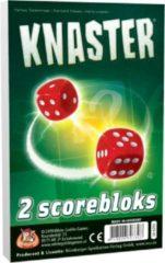 White Goblin Games Uitbreidingsset Knaster Scorebloks (Nl)