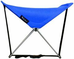 Y-ply | Ruggensteuntje | Strandstoel | Opvouwbaar | Beach-chair | Beach-lounger | Royal Blue| Blauw |