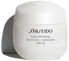 Shiseido Essentials - Essential Energy Day Cream SPF 20 - 50 ml - Dagcrème