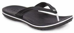 Zwarte Crocs Crocband Flip Slippers Senior